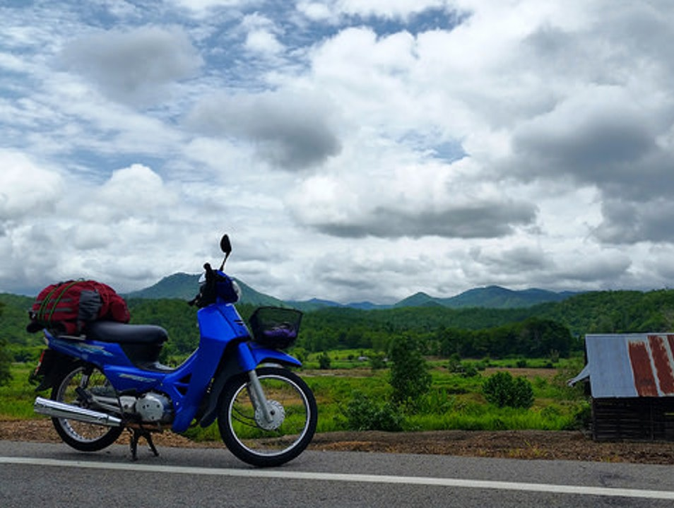 Motorbiking the Mae Hong Son Loop   Thailand