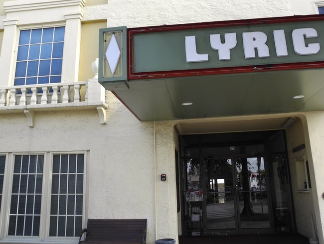 The Historic Lyric Theater