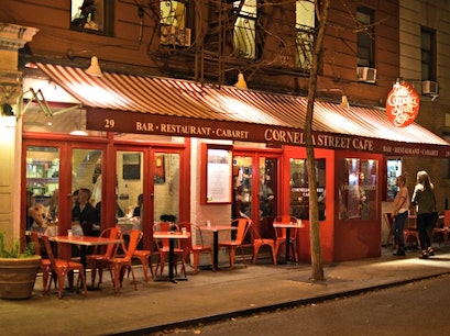 Cornelia Street Cafe New York New York United States