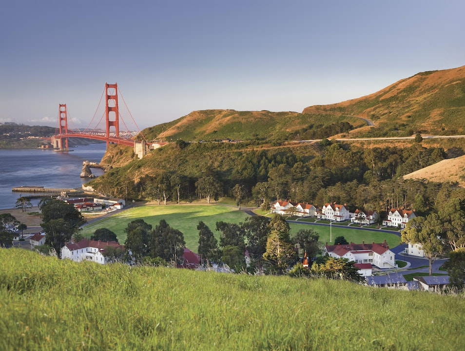 Cavallo Point Lodge Sausalito California United States