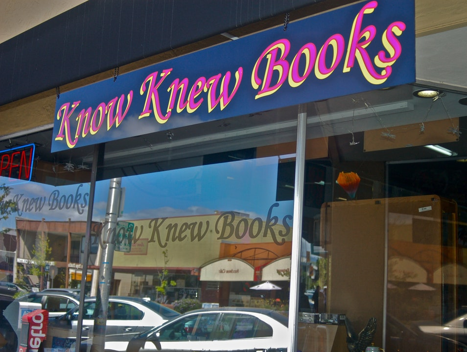 Know Knew Books is worth knowing Palo Alto California United States
