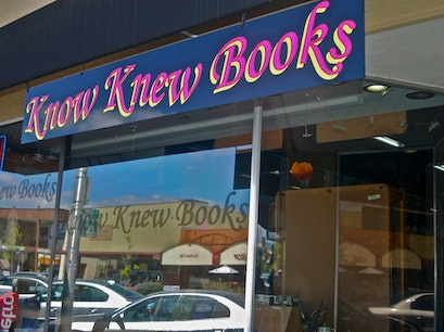 Know Knew Books Palo Alto California United States