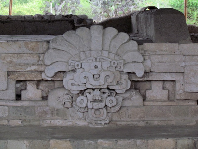 Ancient Stucco Work