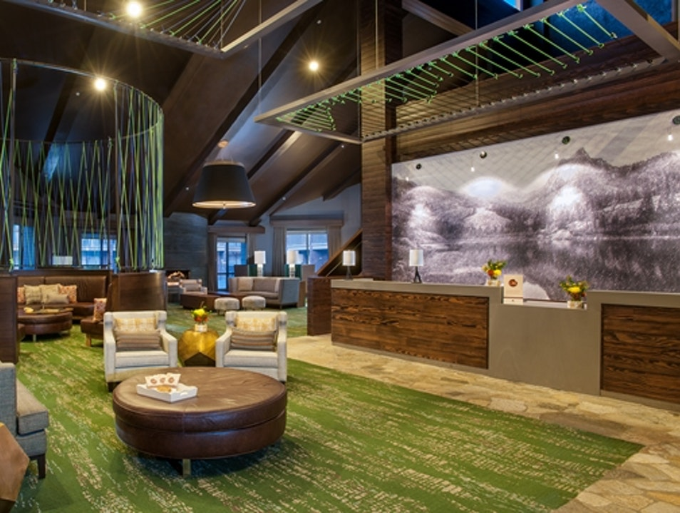 DoubleTree by Hilton Hotel Park City - The Yarrow Park City Utah United States