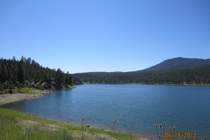 Phillips Lake, Oregon