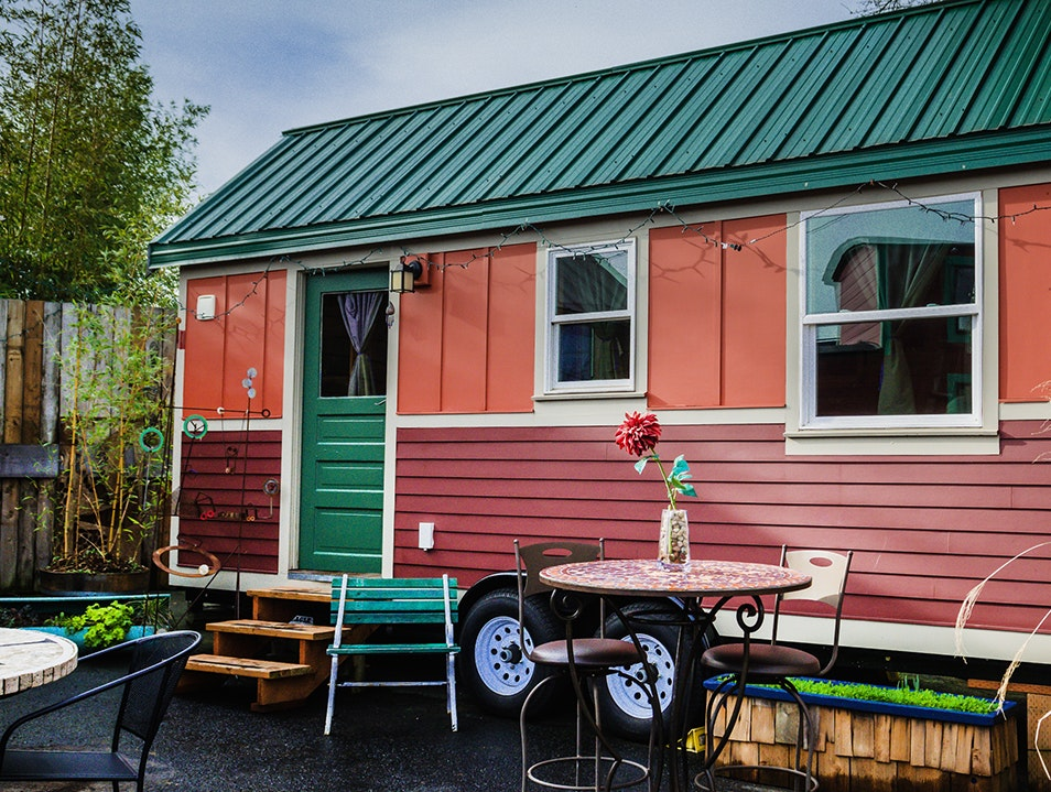Caravan–The Tiny House Hotel Portland Oregon United States