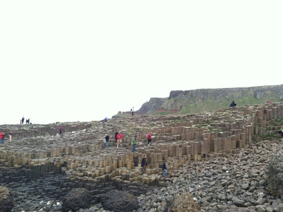 Giant's Causeway Bushmills  United Kingdom