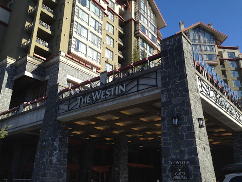 Westin Whistler: A Mountainside Family Retreat Whistler  Canada