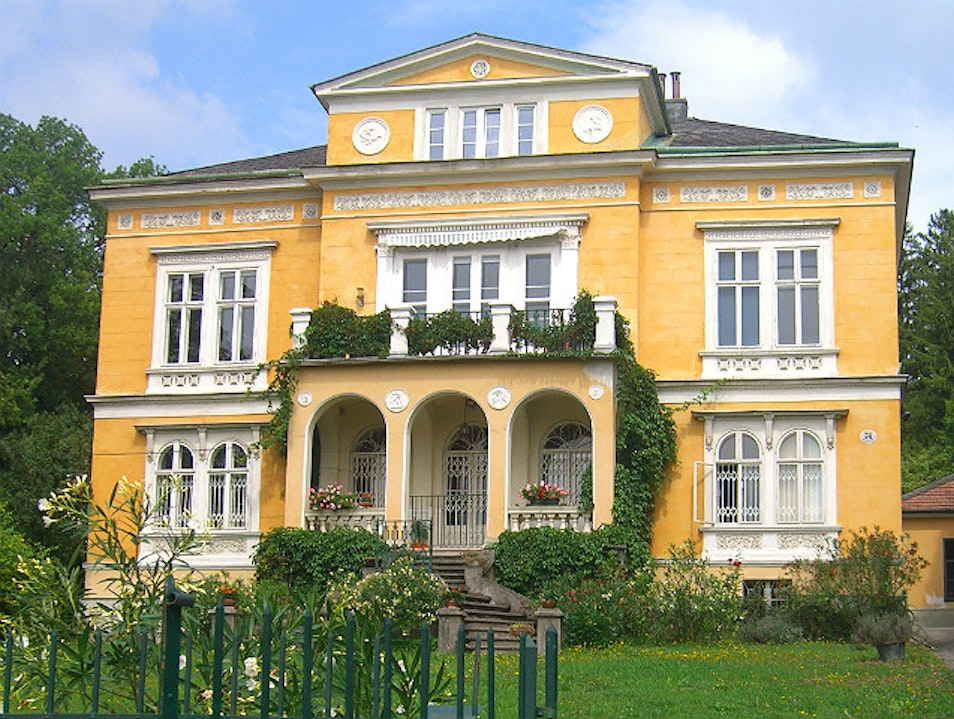 Roaming Through Vienna Woods Villa Paradise Baden bei Wien  Austria