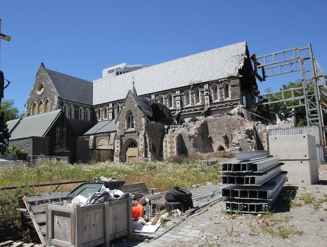 Discovering the Potential of Christchurch