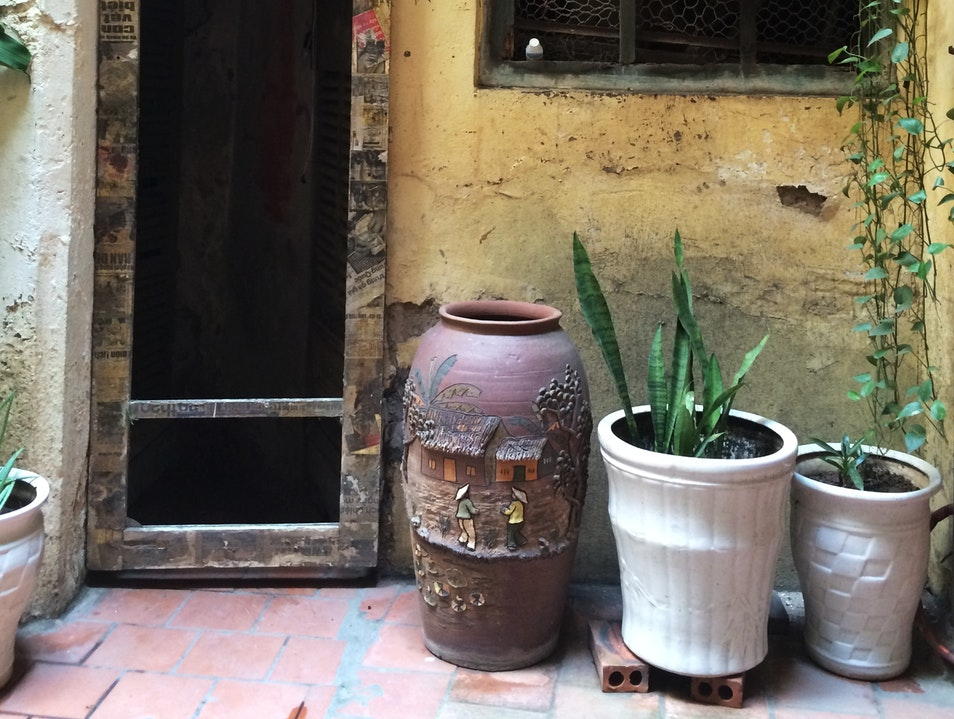 New Orleans Charm in Hanoi