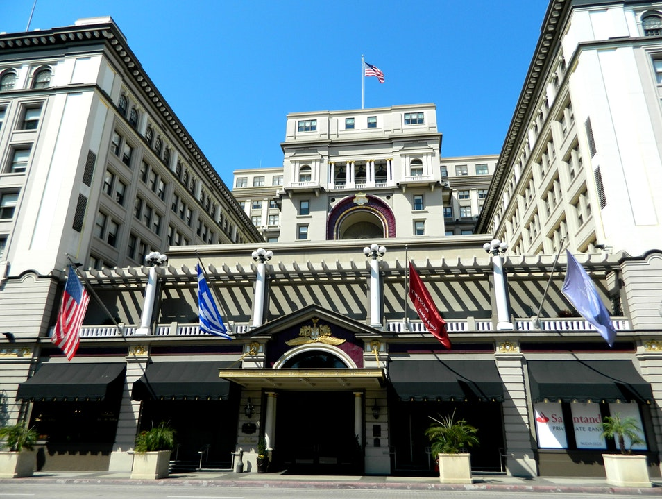 Stately historic hotel in San Diego San Diego California United States