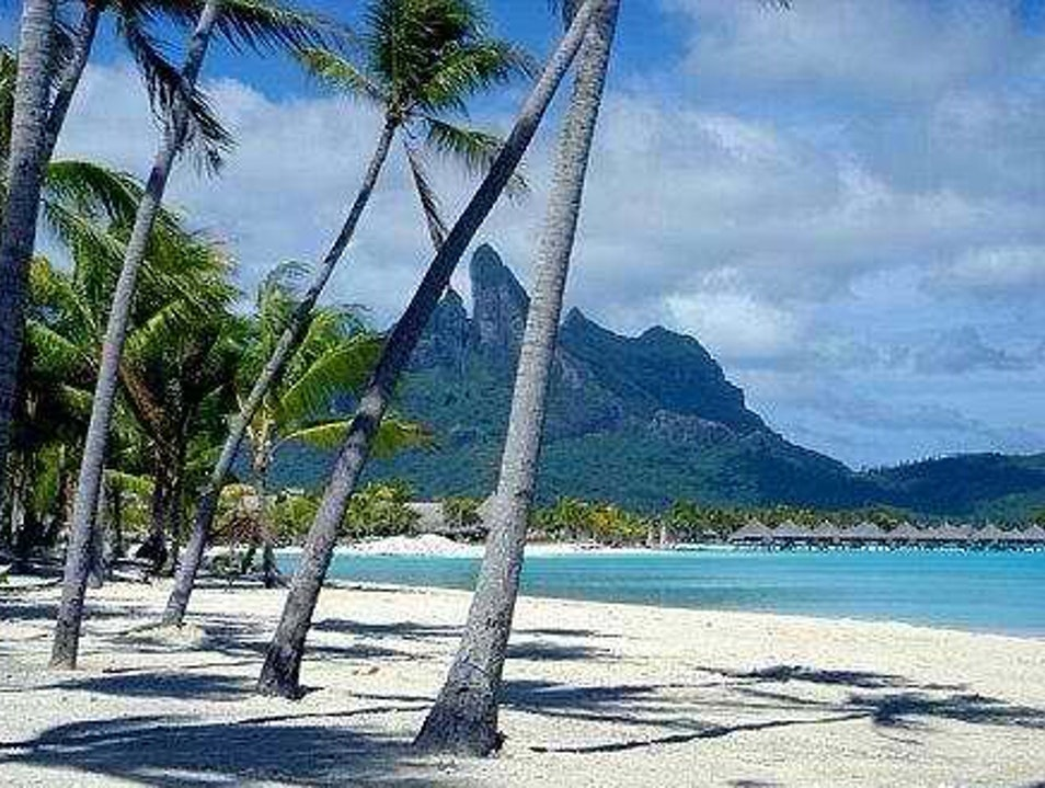 Bliss Leeward Islands  French Polynesia