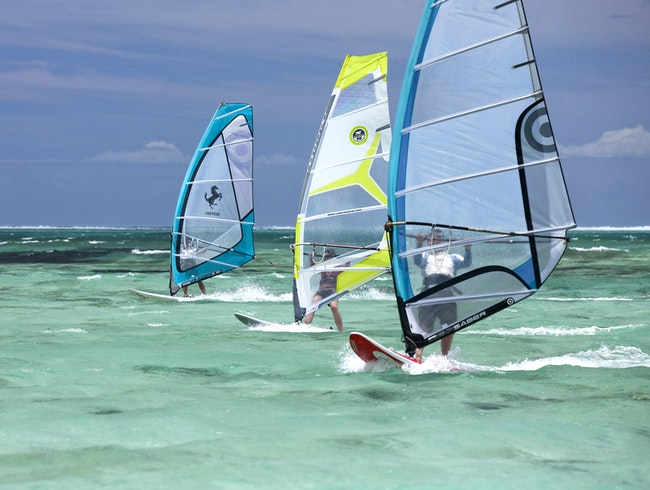 Try a New Water Sport in Trou-aux-Biches