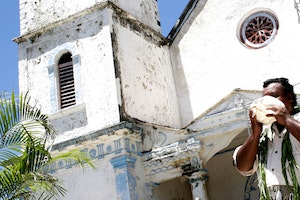 Admire Holy Sites in The Gambier Islands