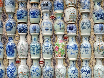 China Porcelain House Museum Tianjin  China