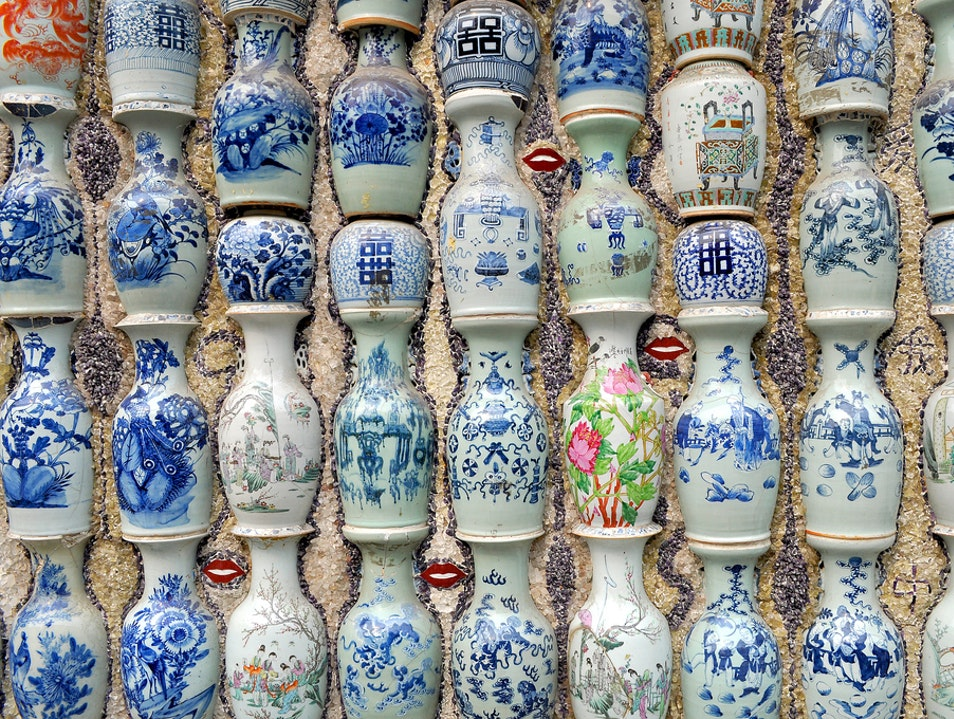 The Porcelain House: Part Museum, Part Art, Completely Awesome