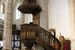 The pulpit at St. Martin's Cathedral Bratislava  Slovakia
