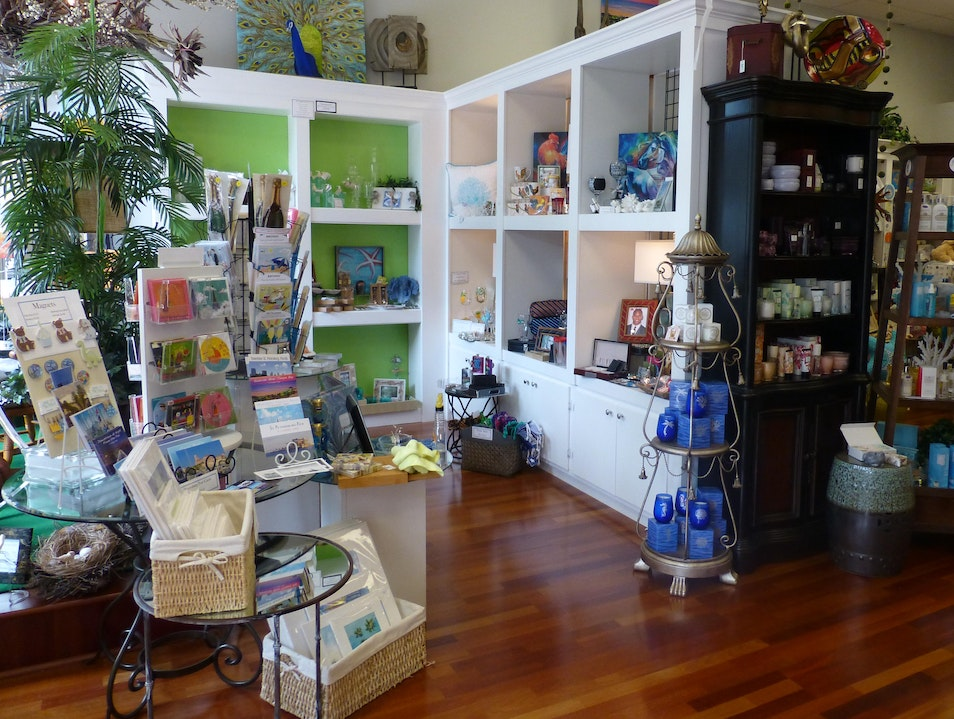 A Gift Shop Inspired by the Colors and Light of Florida Saint Petersburg Florida United States