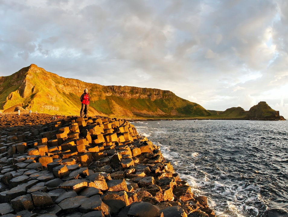 Giant's Causeway Moyle  United Kingdom