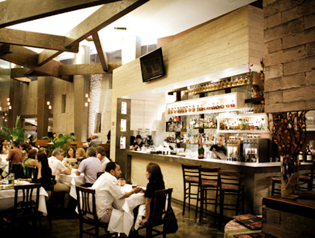 Fine Dine at the Intersection of Italian and Mexican