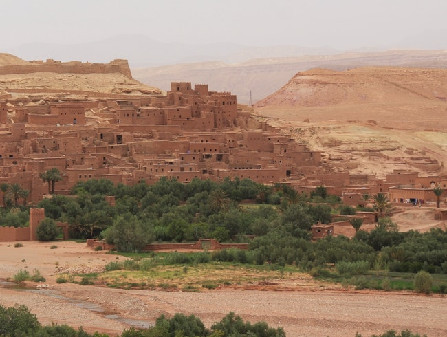 Go on a Hollywood Road trip through the Atlas Mountains: Ait Benhaddou