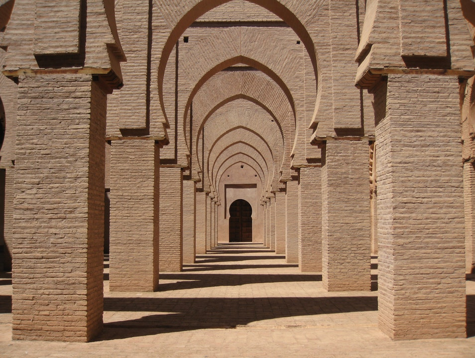 Arches Worth the Trip Tinmel  Morocco
