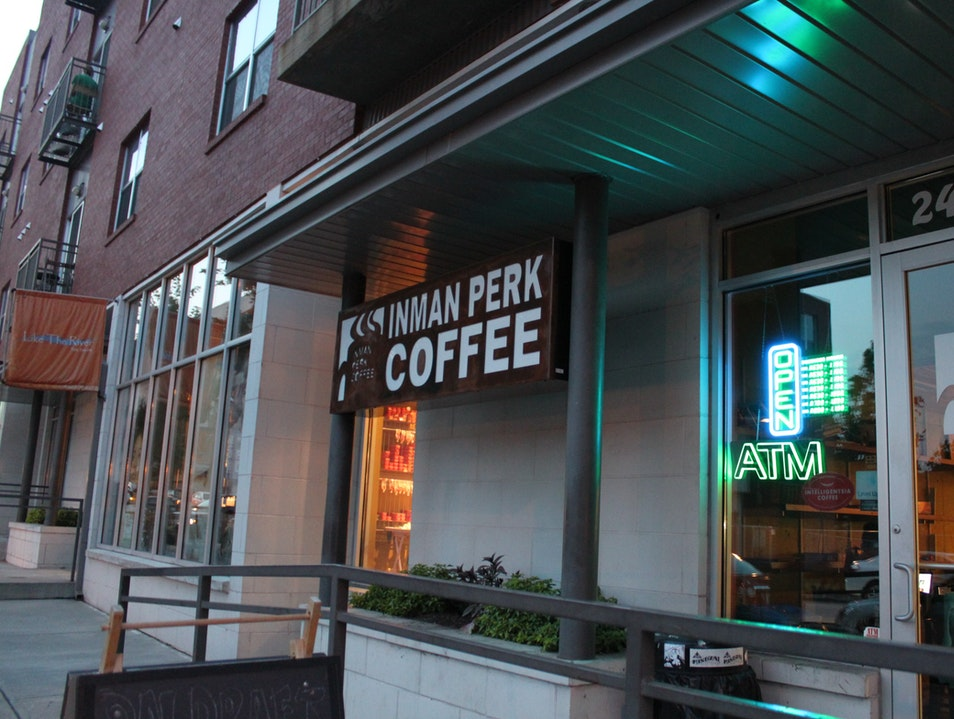 Community, Coffee, and Sustainability at Inman Perk