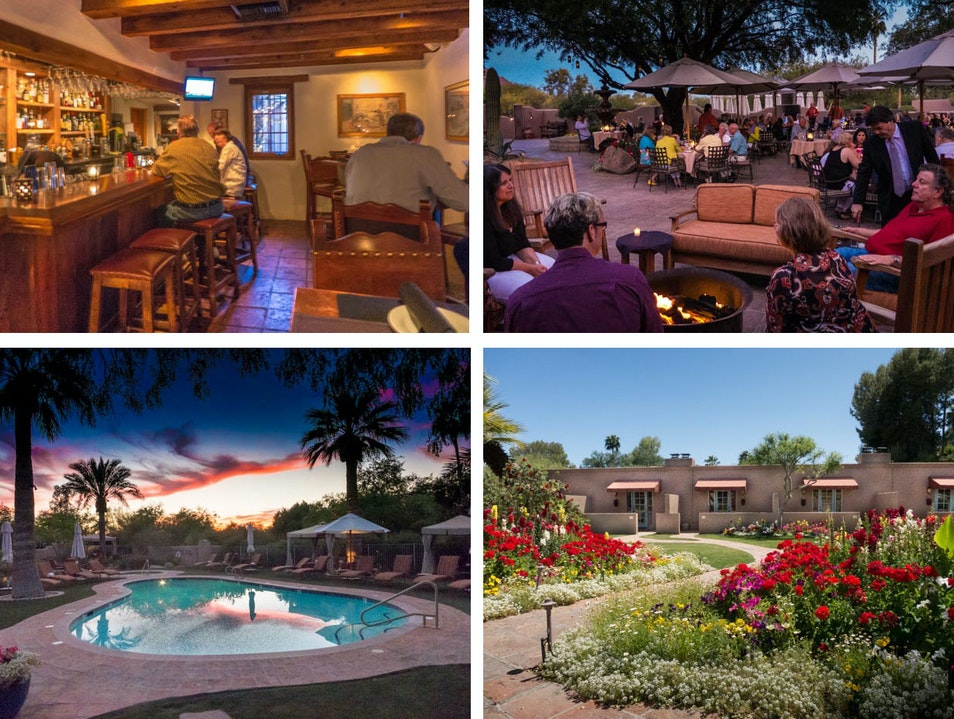 Phoenix-Scottsdale's Most Romantic Inn Paradise Valley Arizona United States