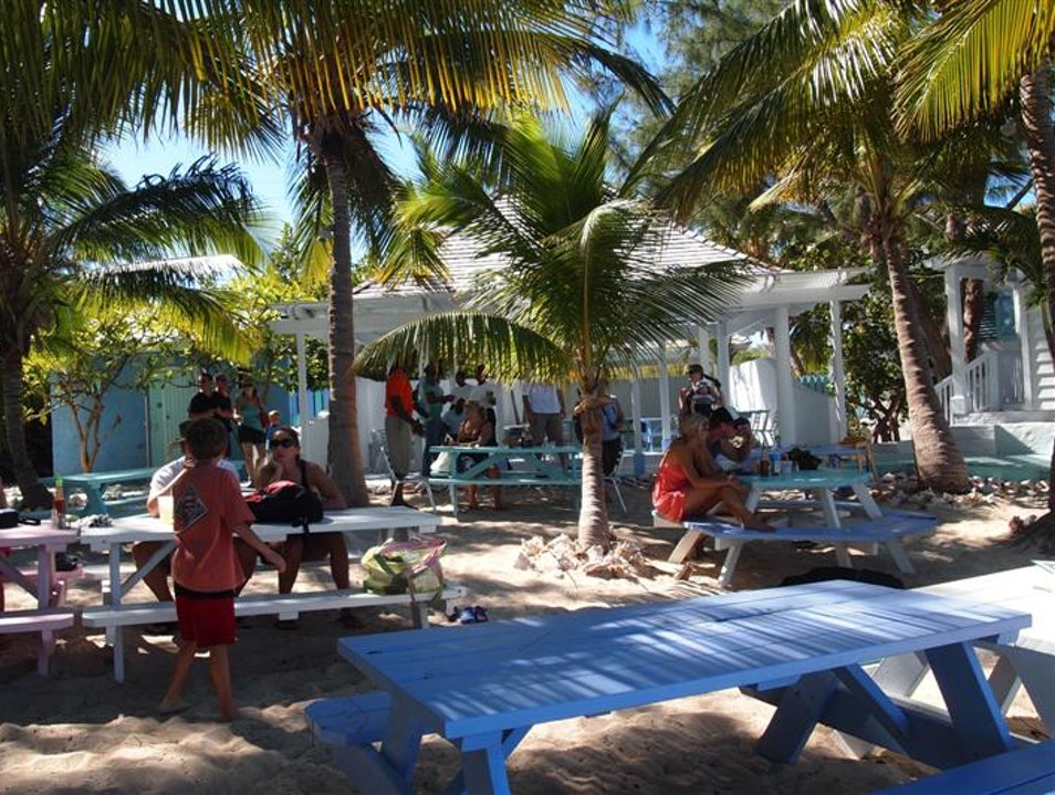 The Ultimate Island Snack at Da Conch Shack  Providenciales  Turks and Caicos Islands