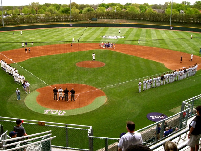 Fear the Frog: TCU Baseball in Ft. Worth