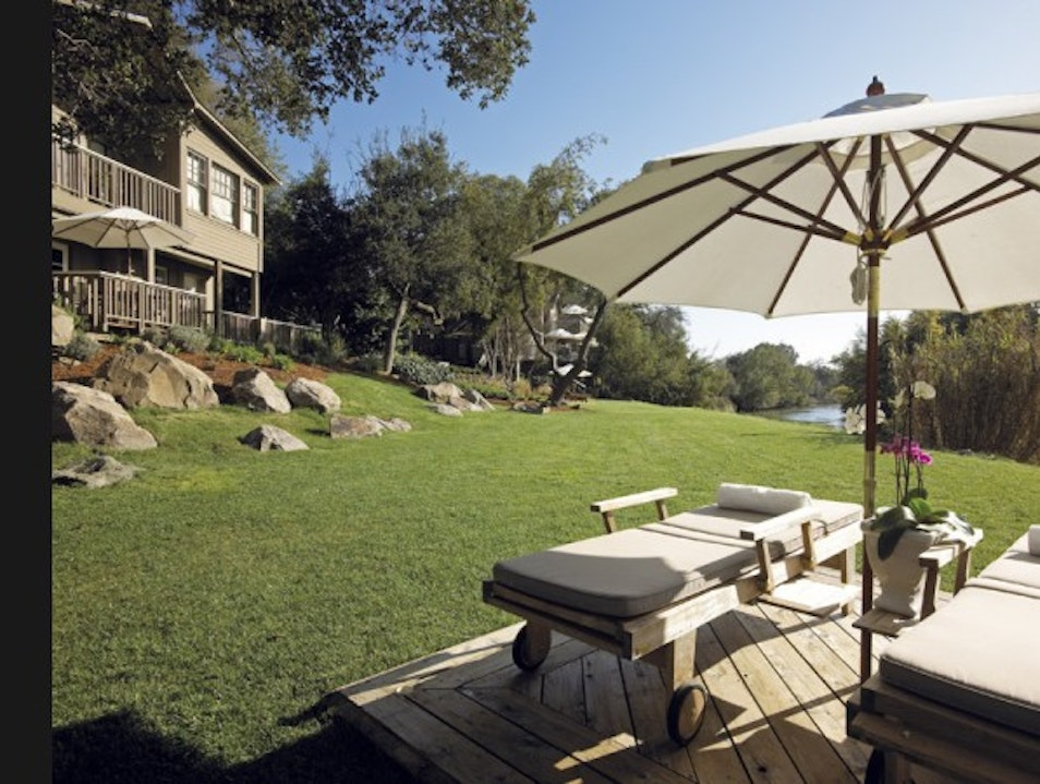 Classic country casual Napa California United States