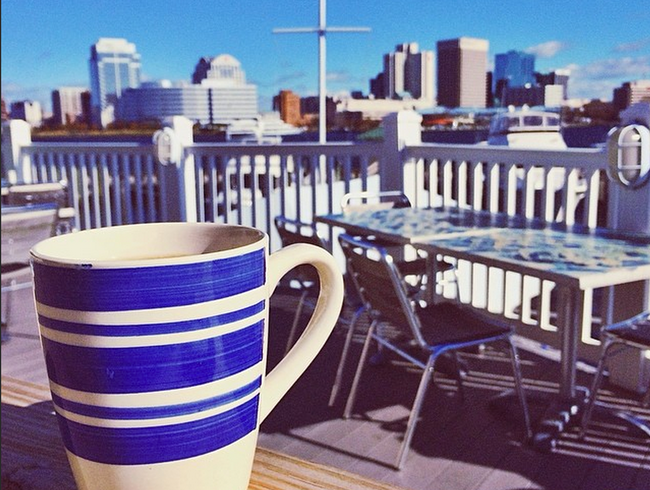 Sunday Hot Toddies on The Harbor