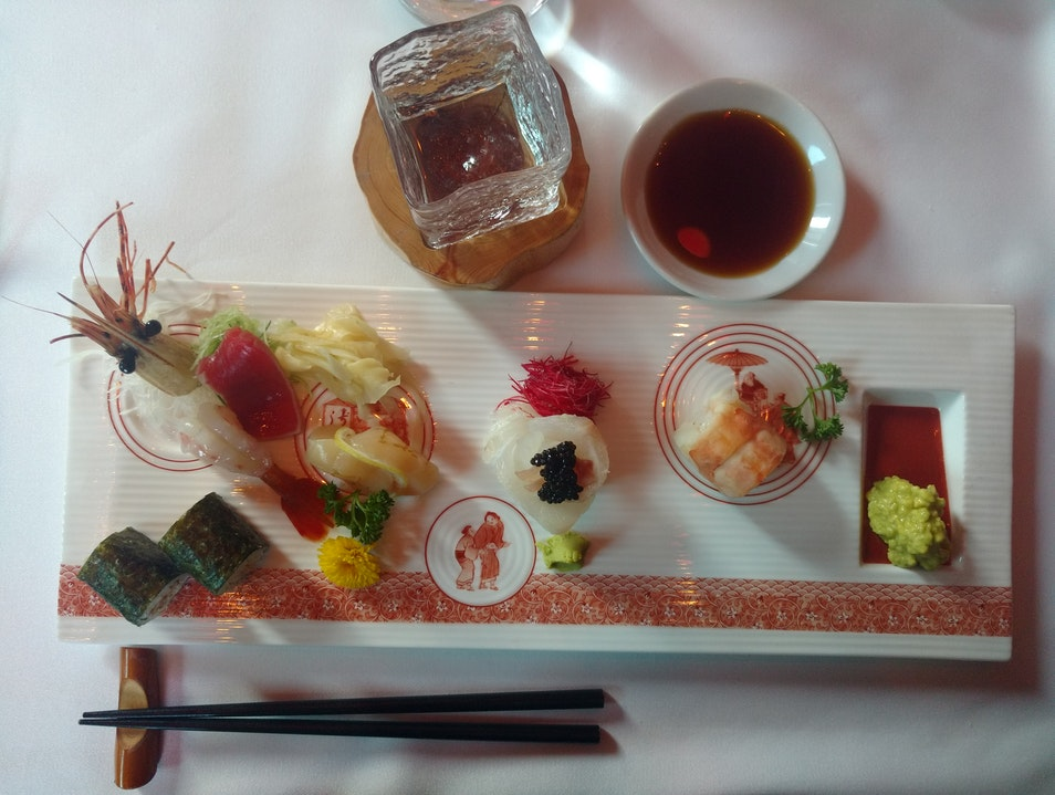 The best Japanese food in town New Delhi  India