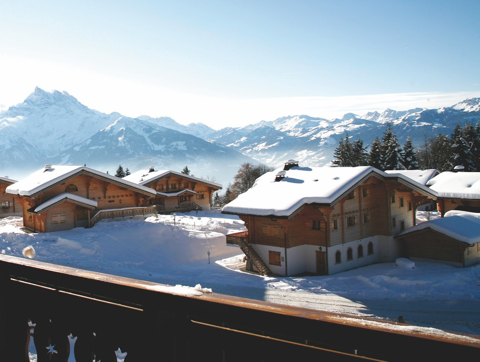 Chalet RoyAlp Hotel & Spa    Switzerland