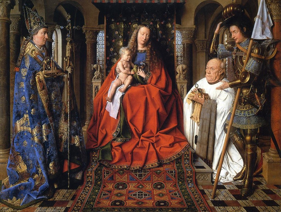 Exquisite Petite Collection of Dutch Masters