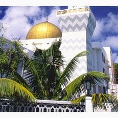 Islamic Centre's Grand Friday Mosque