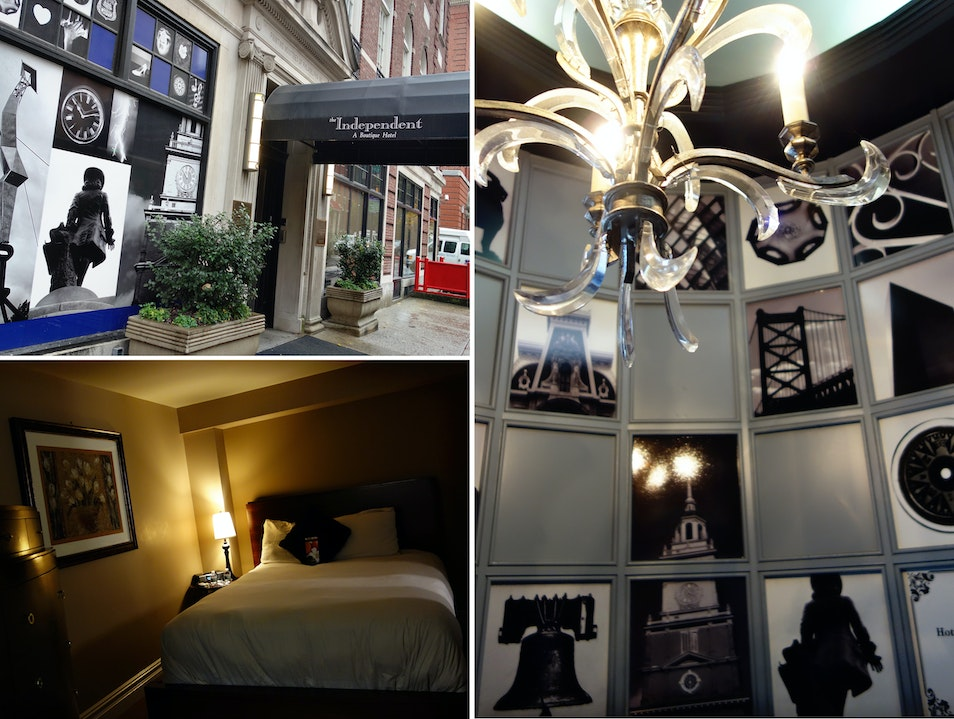 A charming and friendly boutique hotel Philadelphia Pennsylvania United States