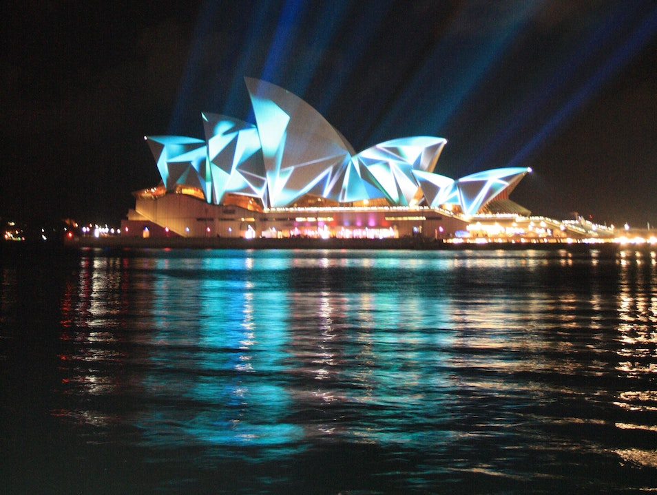 VIVID Light Celebration Sydney  Australia