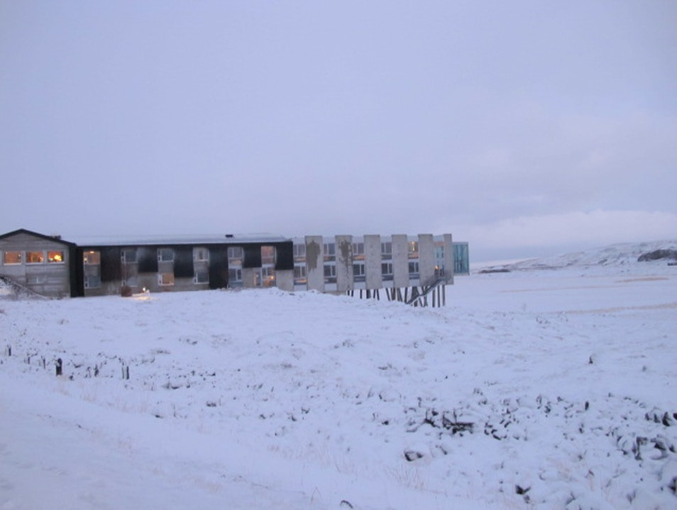 Ion Luxury Adventure Hotel South  Iceland