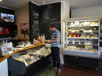 Whitestone Cheese Oamaru  New Zealand