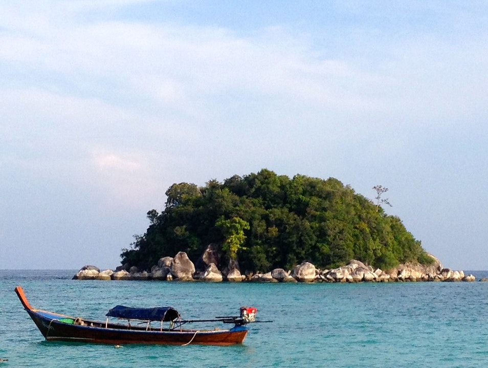 Base Camp for Scubaing, Snorkeling, and More Ko Tarutao  Thailand