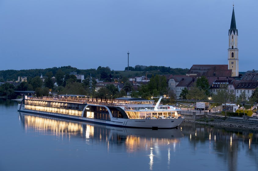 Europe S Most Decked Out New River Cruise Sets Sail