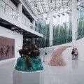 Shanghai Museum of Contemporary Art (上海当代艺术馆) Shanghai  China