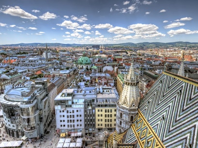 Cathedral of Vienna Vienna  Austria