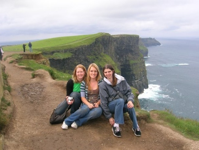 Magic at the Cliffs of Moher