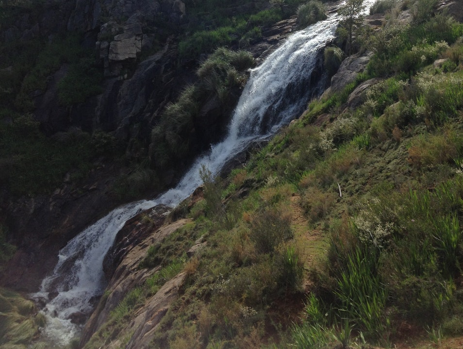 Waterfalls on the Outskirts of Perth Forrestfield  Australia
