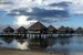Overwater Bungalows at Le Meridien