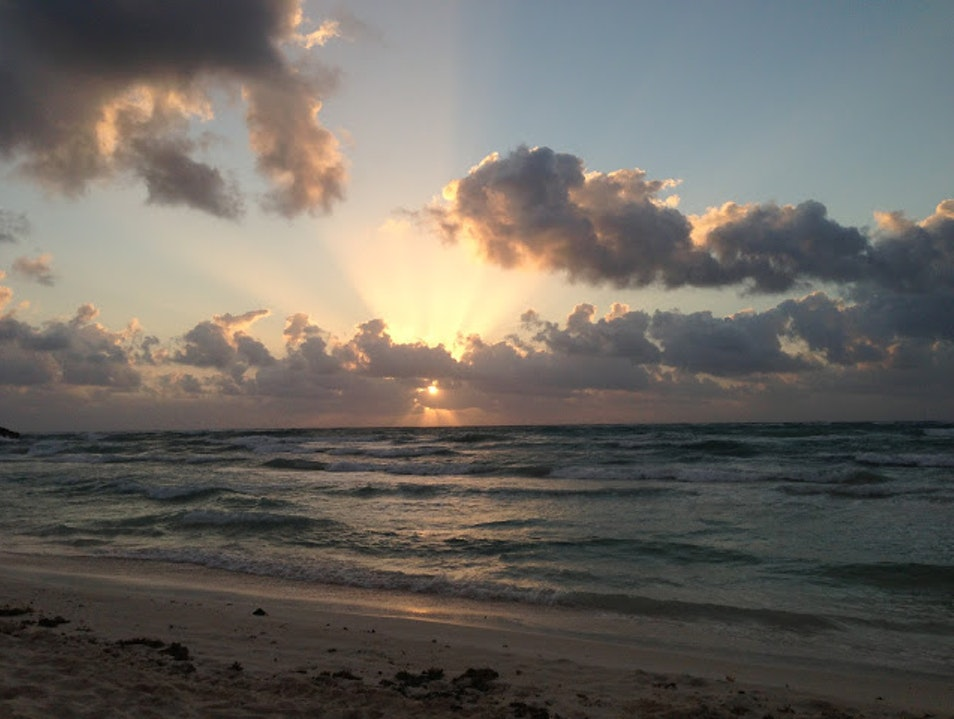 Good Morning Sunshine Tulum  Mexico