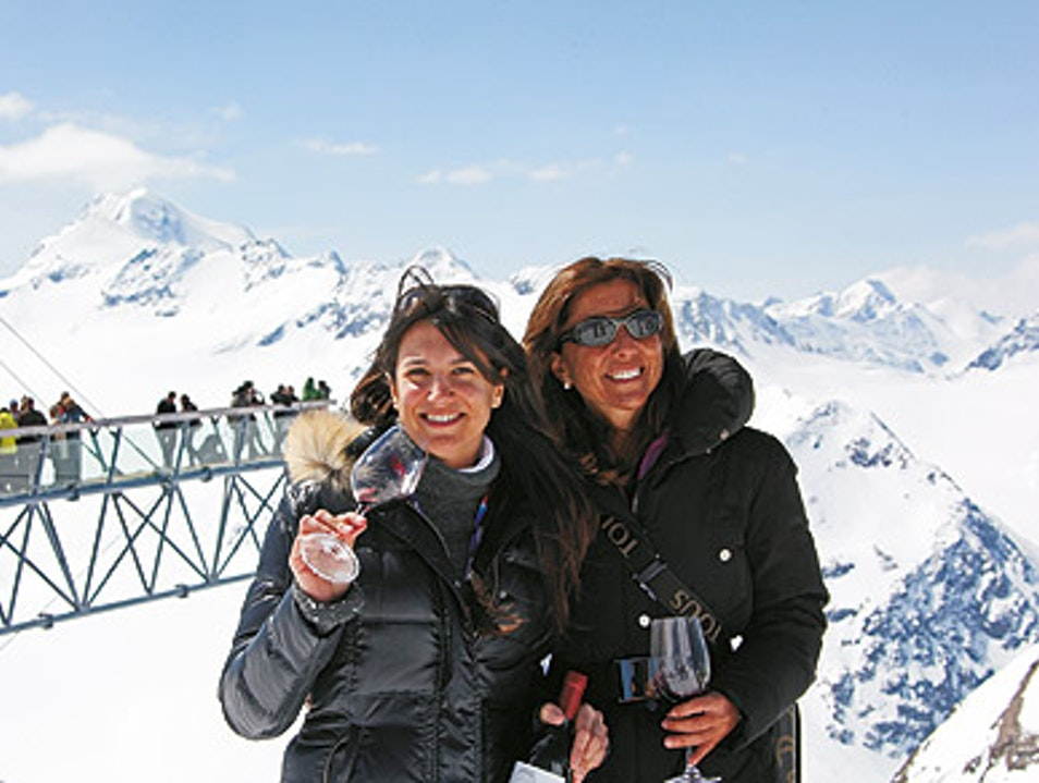 Alpine Wine and Culinary Experience Solden  Austria